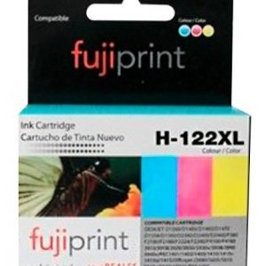 CARTUCHO FUJIPRINT P/HP122 XL COLOR ALTERNATIVO 13ML.