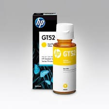 TANQUE TINTA HP GT52 YELLOW 70ML