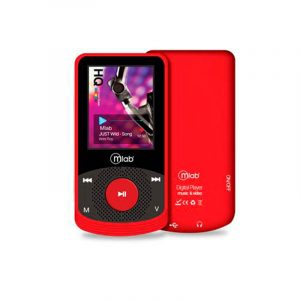 MP4 8 GB RED 07243