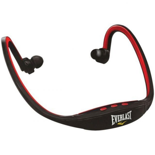 AUDIFONO EVERLAST EV6829 BLUETOOTH ROJO