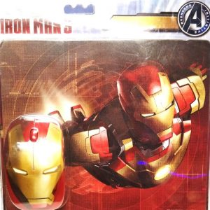 SET MOUSE + PAD IRONMAN
