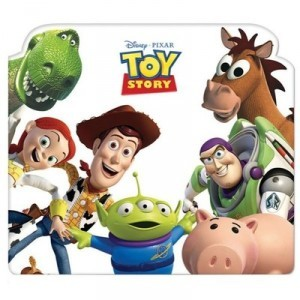 PAD MOUSE TOY STORY DSYMP095