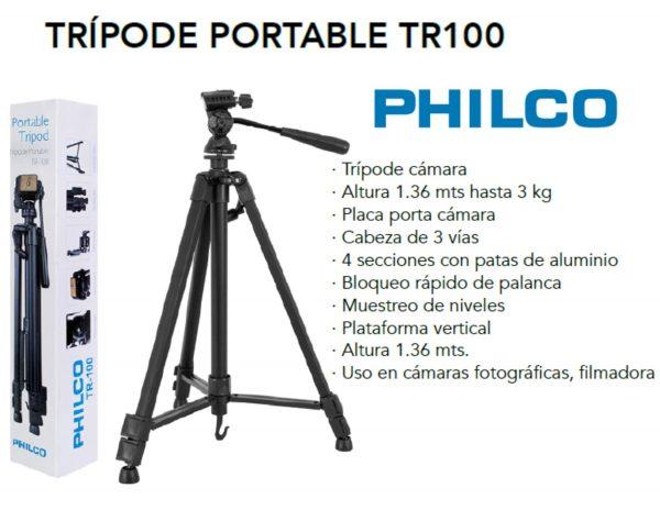 TRIPODE PHILCO TR-100