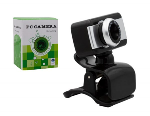 WEBCAM PC CAMERA X21 CAMARA WEB