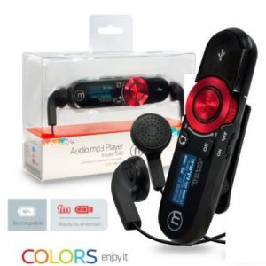 MP3 MLAB 8GB 7240 SPORT CLIP RED MODEL 7041