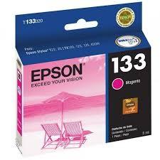 CARTUCHO EPSON T133320 133 MAGENTA 5ML.
