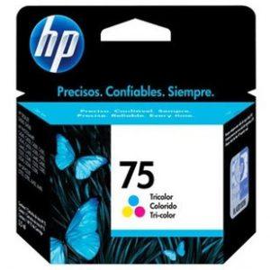 CARTUCHO HP CB337WL 75 TC
